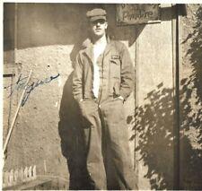 4,  1951 US soldiers Pusan South Korea; hunky bulge dude; sneaks Budweiser beer