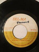 "Hugh Roy & Dennis Brown – The Other Half - 7"" Vinyl Single 1972"
