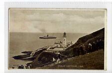 (Sa653-100) Douglas Head Lighthouse ,c1920 ,used ,VG