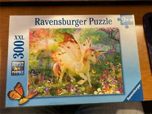 Ravensburger 9+ 300XXL Magical Forest Unicorn Puzzle COMPLETE