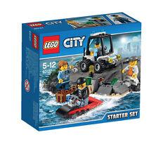 LEGO City Prison Island Starter Set 2016 (60127)