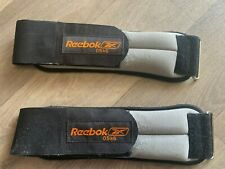 Reebok Ankle Weights Running Fitness Gym Exercise Strength Training 0.5kg