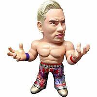 16d Sofvi Collection New Japan Pro-Wrestling Kazuchika Okada Figure w/ Tracking