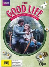 The Good Life Series  Complete Collection New Oz DVD Set Region 4