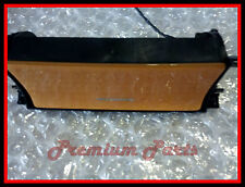 Lincoln Navigator Center Dash Front Ashtray Assembly Console Light Wood Grain