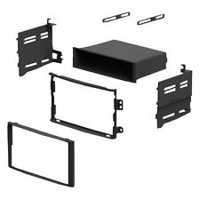 Single Double DIN Install Radio Stereo Dash Kit for 2003-2005 Nissan 350Z 350 Z