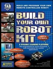 NEW Build Your Own Robot Kit by Michael Predko and Ben Wirz (2001, Paperback)