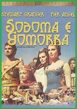 Sodom and Gomorrah (1962) - Stewart Granger, Stanley Baker - DVD NEW