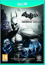 Nintendo Wii U Spiel Warriors Batman: Arkham City - Armoured Edition WiiU NEU