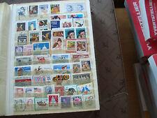 ETATS-UNIS - 51 timbres obliteres (tout etat) (B1) stamp united states