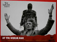 THE WICKER MAN Card # 31 individual card, issued in 2014 by Unstoppable Cards