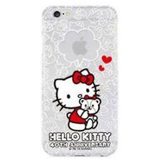 Hello Kitty iPhone 6 6s Schutz Hülle Handy Cover Case Tasche Motiv Bumper TPU #5