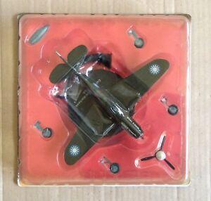 CURTISS P- 40N WARHAWK  AMERICAN AIR FORCE 1/72 DIECAST, IXO/ ALTAYA, MIB