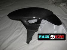 Ducati monster 600 620 750 800 900 1000 carbon fibre front fender. fiber