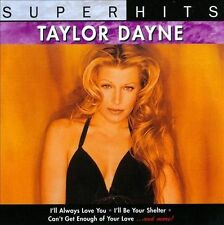 Super Hits by Taylor Dayne