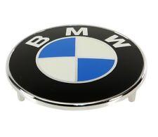 BMW E85 E86 E89 Z4 Front Bumper Cover Emblem Genuine 51147044207