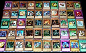 800 YUGIOH CARDS ULTIMATE LOT YU-GI-OH COLLECTION - 50 HOLO FOILS & RARES!