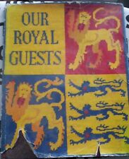 free post 4 Our Royal guests King George Princess Elizabeth  rides horse family