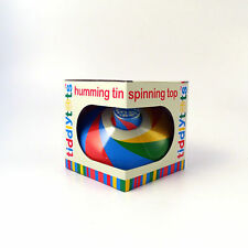 Humming Top Toddler Play Age 12m+ Metal Spinning Toy House of Marbles