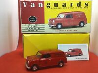 Vanguards VA14001 Royal Mail Austin 7 Mini Van 1/43 Diecast model