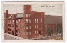 Armory St Paul Minnesota 1920s postcard