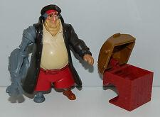 "2002 John Silver 4.5"" Treasure Planet #4 McDonald's Action Figure Disney"