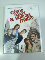 Como Conoci a Vuestra Madre Segunda Temporada 2 Completa - 3 x DVD - 3T