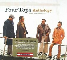 50th Anniversary Anthology 0044003961722 by Four Tops CD