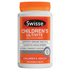 Swisse Children's Ultivite 120s *Twin Pack Special Available*