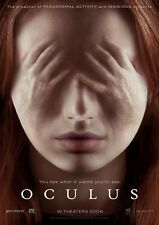Oculus - A4 Glossy Poster - Film Movie Free Shipping #648