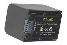 PATONA PREMIUM AKKU 1600mAh  für Sony NP-FV30 NP-FV50 NP-FV70 NP-FV100