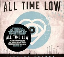 All time low - Future hearts CD Deluxe (new album/disco sigillato)