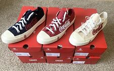 CONVERSE KITH X COCA COLA CHUCK TAYLOR ALL STAR 70 LOW RED/NAVY/PARCHMENT