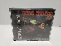 Fear Effect Sony PlayStation 1 PS1 Complete in Box CIB