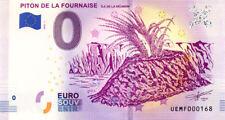 97 ILE DE LA REUNION Piton de la Fournaise, 2018, Billet 0 € Souvenir