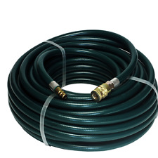 "RPB 100' BREATHING AIR SUPPLY HOSE W/ 1/2"" QUICK RELEASE FITTINGS #407036"