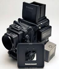 Für Fuji GX680 F Phase One Sinar Blatt Hasselblad Hasselblad V Back