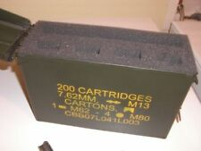 Ammo Can Foam Insert-Turn your 30 caliber ammo can into a pistol/handgun case