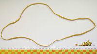 Elastici gomma- biondo- 400(Ø255)mm x 5mm(x10;x15;x20;x22;x25)- borsa 1kg