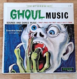 Frankie Stein And His Ghouls - Ghoul Music 1965