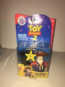 Toy Story 2 Shifty Shootin' Prospector Mean Firin Pickax Disney Pixar Mattel MOC