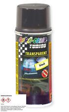 DUPLI-COLOR TRANSPARENT BLACK SPRAY SCHWARZ 150ml 430213