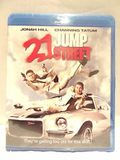 21 Jump Street Blu-Ray Jonah Hill Channing Tatum