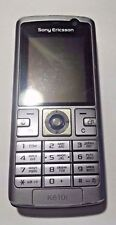 Sony Ericsson K610i - Urban Silver for parts or repair