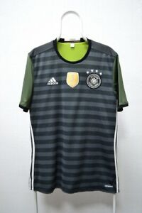 Germany 2016 Away National Team Jersey Adidas Shirt AA0110