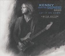 Kenny Wayne Shepherd - Lay It On Down - Limited Edition (NEW CD)