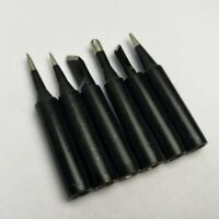 6Pcs/Set Lead-Free 900M T Screwdriver Soldering Iron Tips Set For Hakko-%