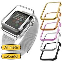 Watches Band Accessories Case Aluminum For Apple iWatch 38mm 42mm AllModelsSport