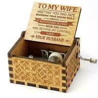 Ehemann zu meiner Frau - Sie werden mehr geliebt, als v R4F7 gravierte H6X6