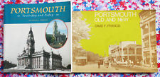 Portsmouth Book Bundle // 2 Books (Old & New / Yesterday & Today) Local History
